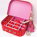Dotty Suitcase