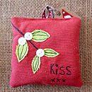 Handmade Lavender Bags By Dotty Red