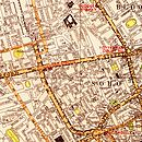 London Map Detail