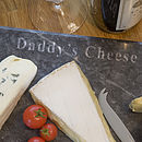 Father's Day Marble Cheese Board
