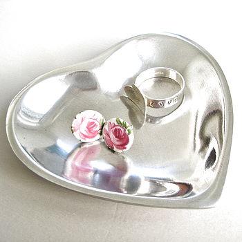 Heart Jewellery Dish