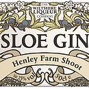 Personalised Sloe Gin