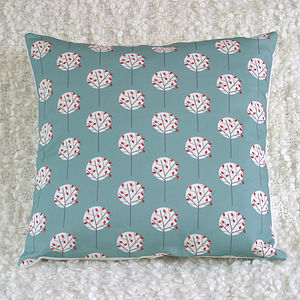 Tree Pattern Print Cushion Cover - cushions