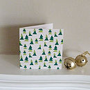 Illustrated Set of 12 Christmas Cards 1
