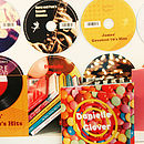 Personalised Sweets CD