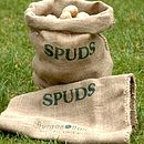 Potato Sacks - pack of 2