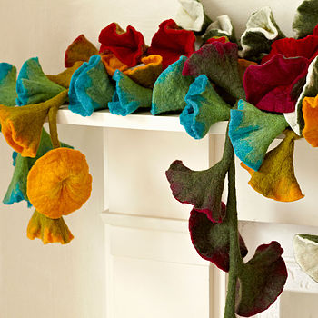 Handcrafted Felt Garlands