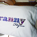 Personalised Granny Pillowcase