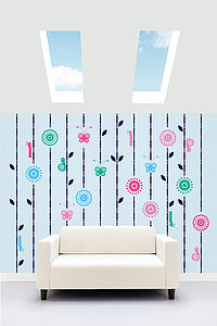 Bugs Life Wall Stickers