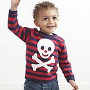 Organic Pirate Long Sleeve T Shirt