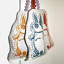 Hare Lavender And Hops Bag