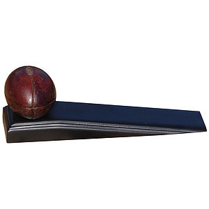 Rugby Door Stop - home accessories
