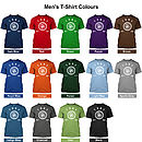 T-Shirt Colour Choices