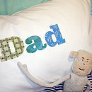 Dad Pillowcase Gift For Fathers