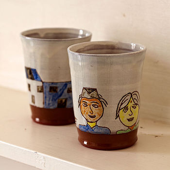 Fair Trade Nepali Ceramic Cups