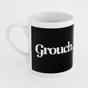 'Grouch' Mug - mugs