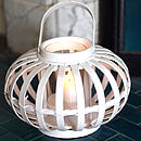 Malin Hurricane Candle Holder
