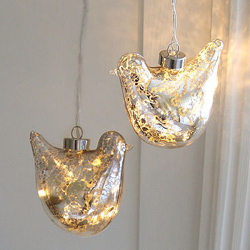Bird Bauble Light