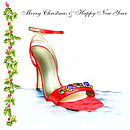 Couture: The Fashion Lover's Christmas Card