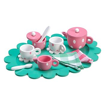 Fair Trade Tea Set