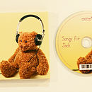 Personalised Baby CD