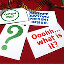 12 Funny Gift Tags Variety Pack