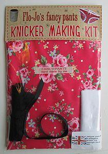Sweet Rose Knicker Making Kit