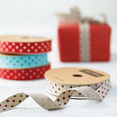 Dotty Ribbon Roll