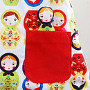 Girls Russian Doll Dress