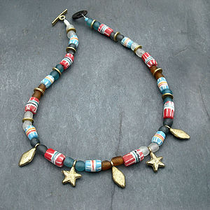 Asante Necklace - jewellery