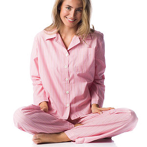 Striped Pyjamas - women's fashion