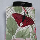 Red Butterfly Phone Case