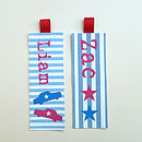 boys bookmark