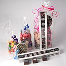 Personalised Chocolate With Sweets Gift Bag