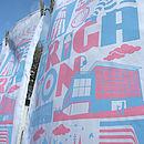 Brighton Tea Towel