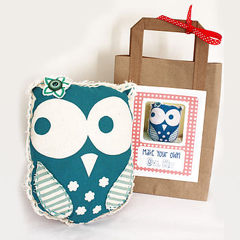 Make Your Own Owl Softy Kit