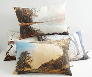 English Romantic Cushion Collection - cushions