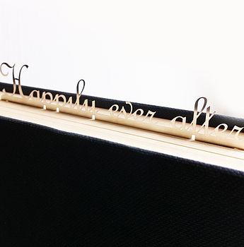 'Happily Ever After' Bookmark