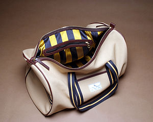 Hyde Holdall Bag - bags & luggage