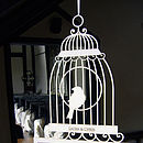 Lasercut Birdcage Table Plan