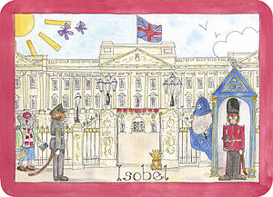 Buckingham Palace Placemat