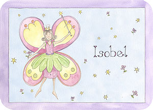 Fairy Placemat - kitchen