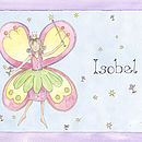Fairy Placemat