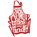 Airfix Christmas Apron And Tea Towel Gift Set