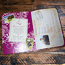 Passport Booklet Inside Pages