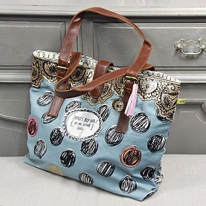 Why Not Shopper Bag - bags, purses & wallets