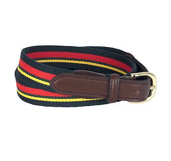 Royal Marines Webbing Belt
