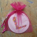 Personalised Initial Pocket Mirror