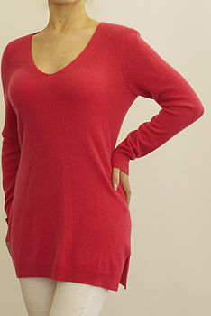 Split Side Tunic