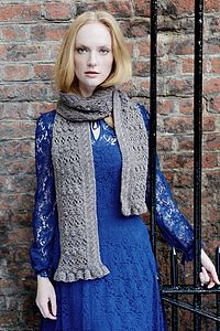 Medley Scarf Knitting Kit - knitting kits